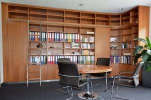 Bürowand